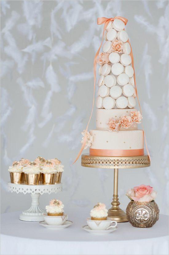Opulent Treasures Cake Stands