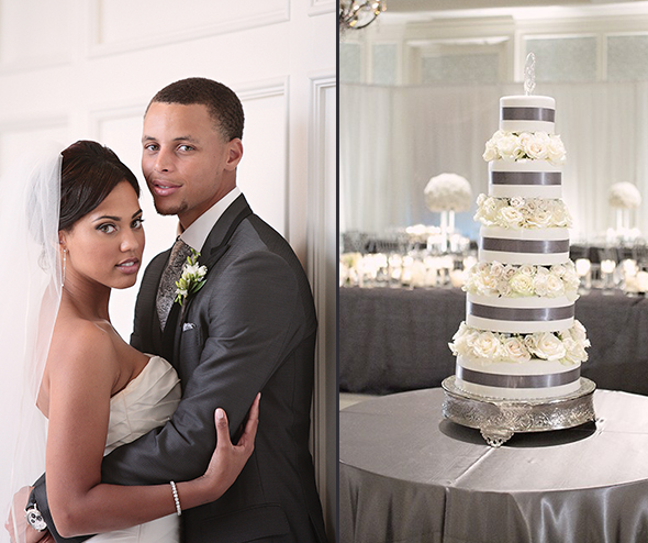 Steph and Ayesha Curry 2011