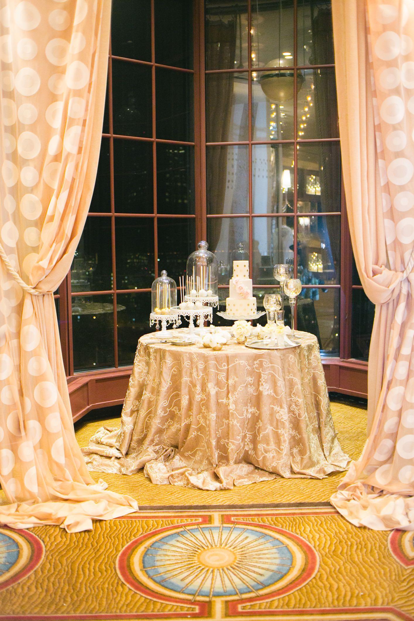 White-cake-stands by OpulentTreasures-chic-california-wedding.jpg
