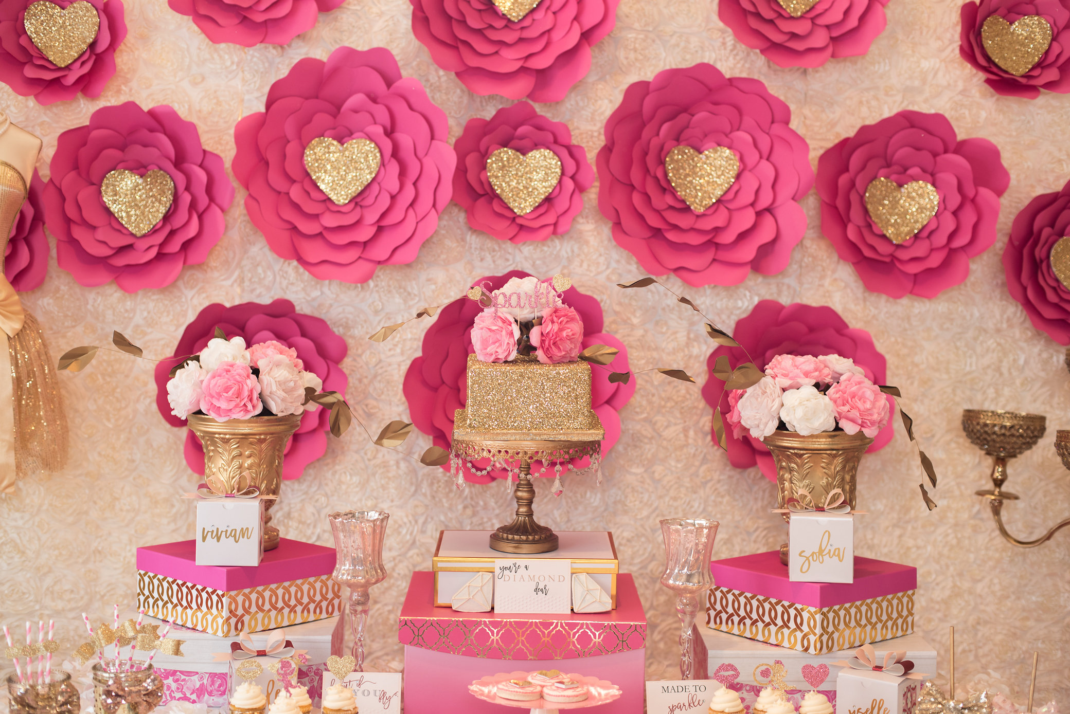 pink.gold.glitter.dessert-table.jpg