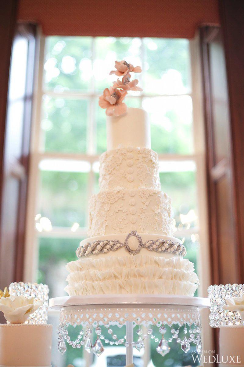 white chandelier cake stand-wedlux.jpg