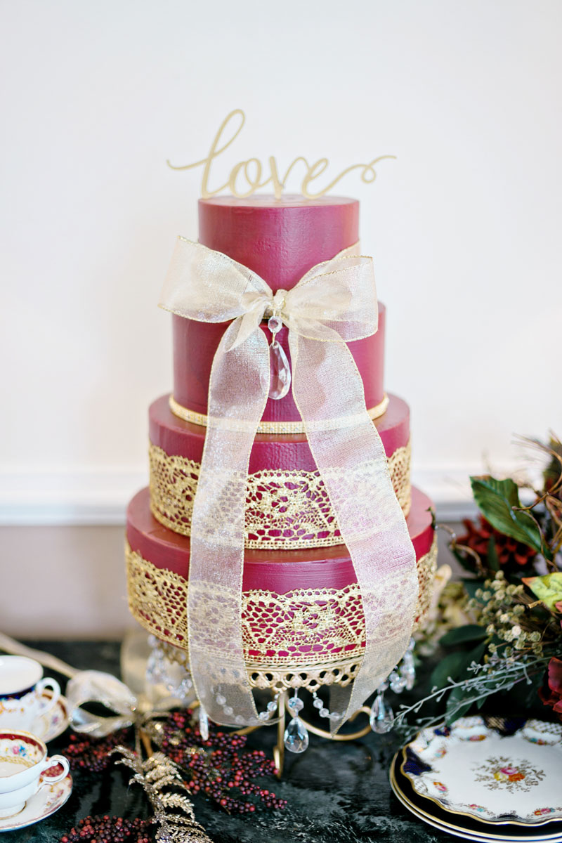 Cranberry-and-Gold-Wedding-Cake-Calligraphed-Topper.jpg
