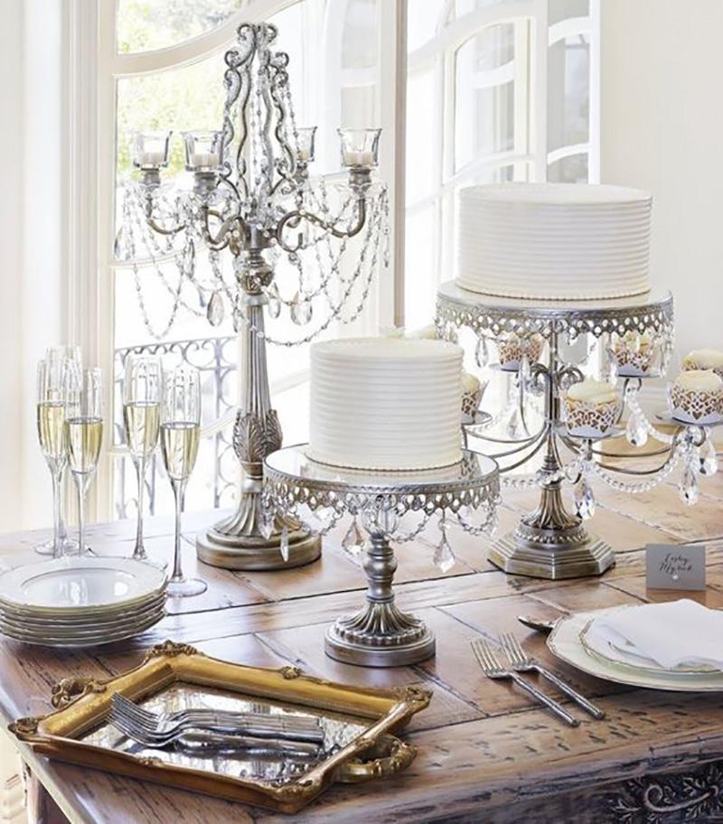 silver chandelier dessert stand cake stand candelabra-opulent treasures.jpg