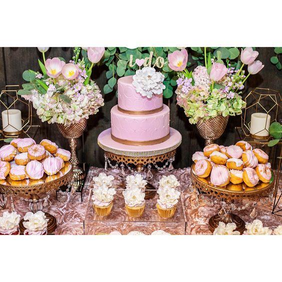dessert table I do gold opulent treasures chandelier cake stands.jpg