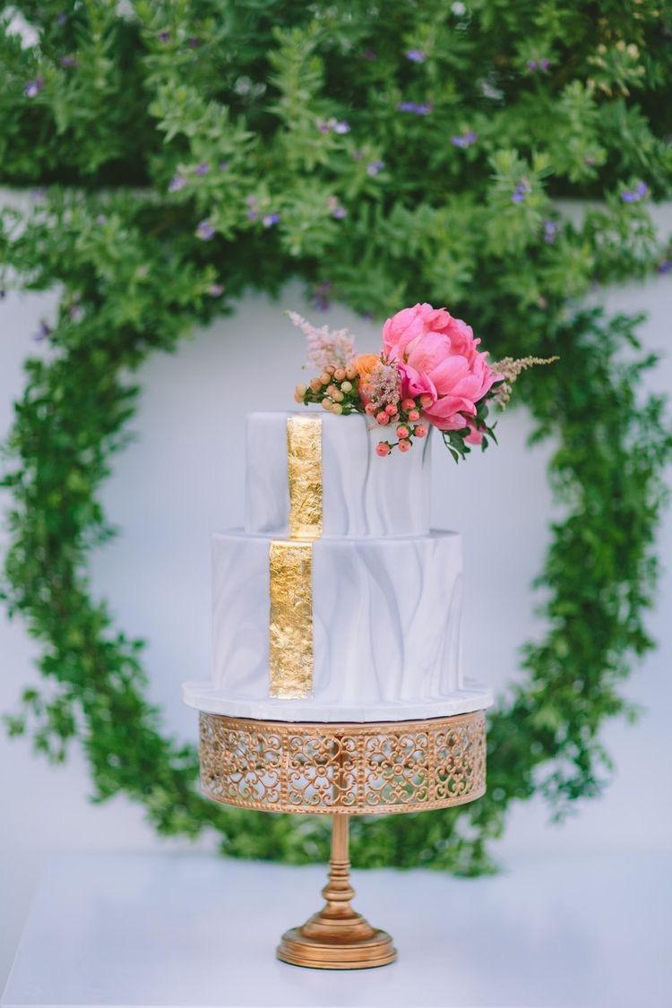 wedding cake stand- antique gold opulent treasures.jpg