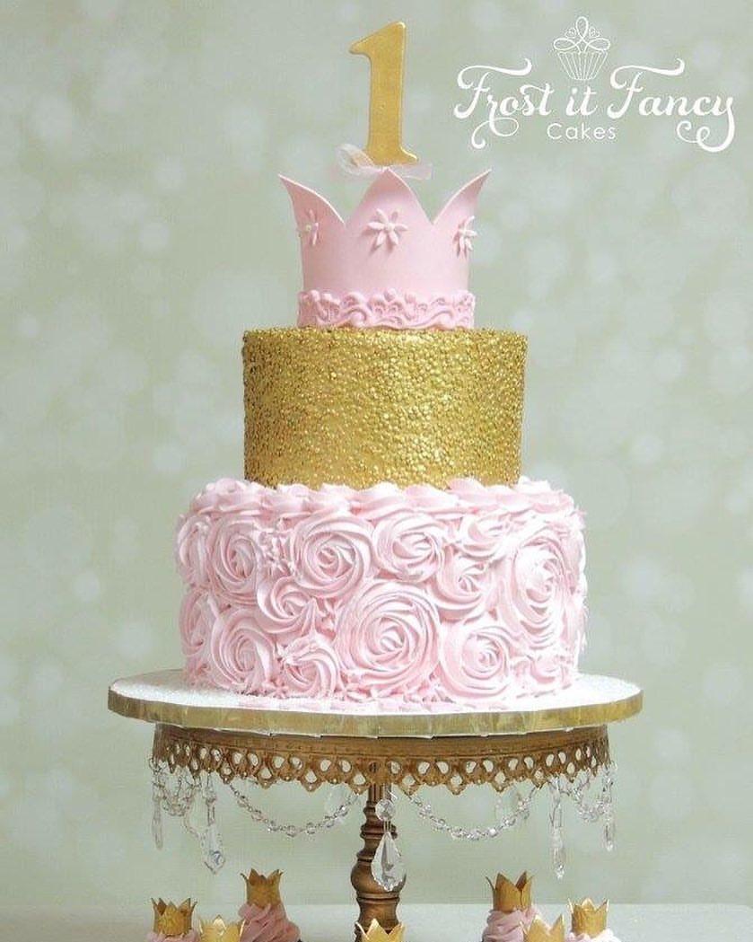 antique gold chandelier metal cake stand opulent treasures.jpg
