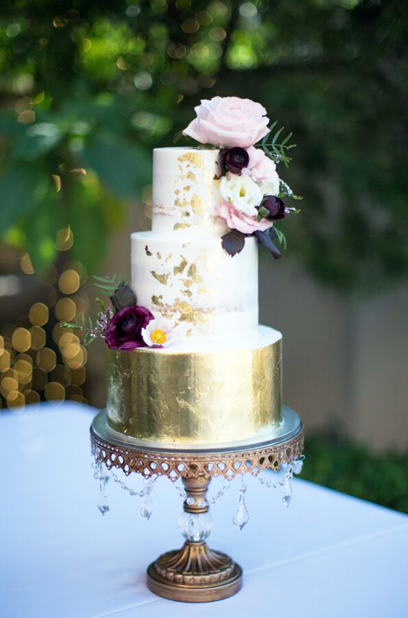 Antique Gold Chandelier Cake Stand created by Opulnet Treasures.jpg