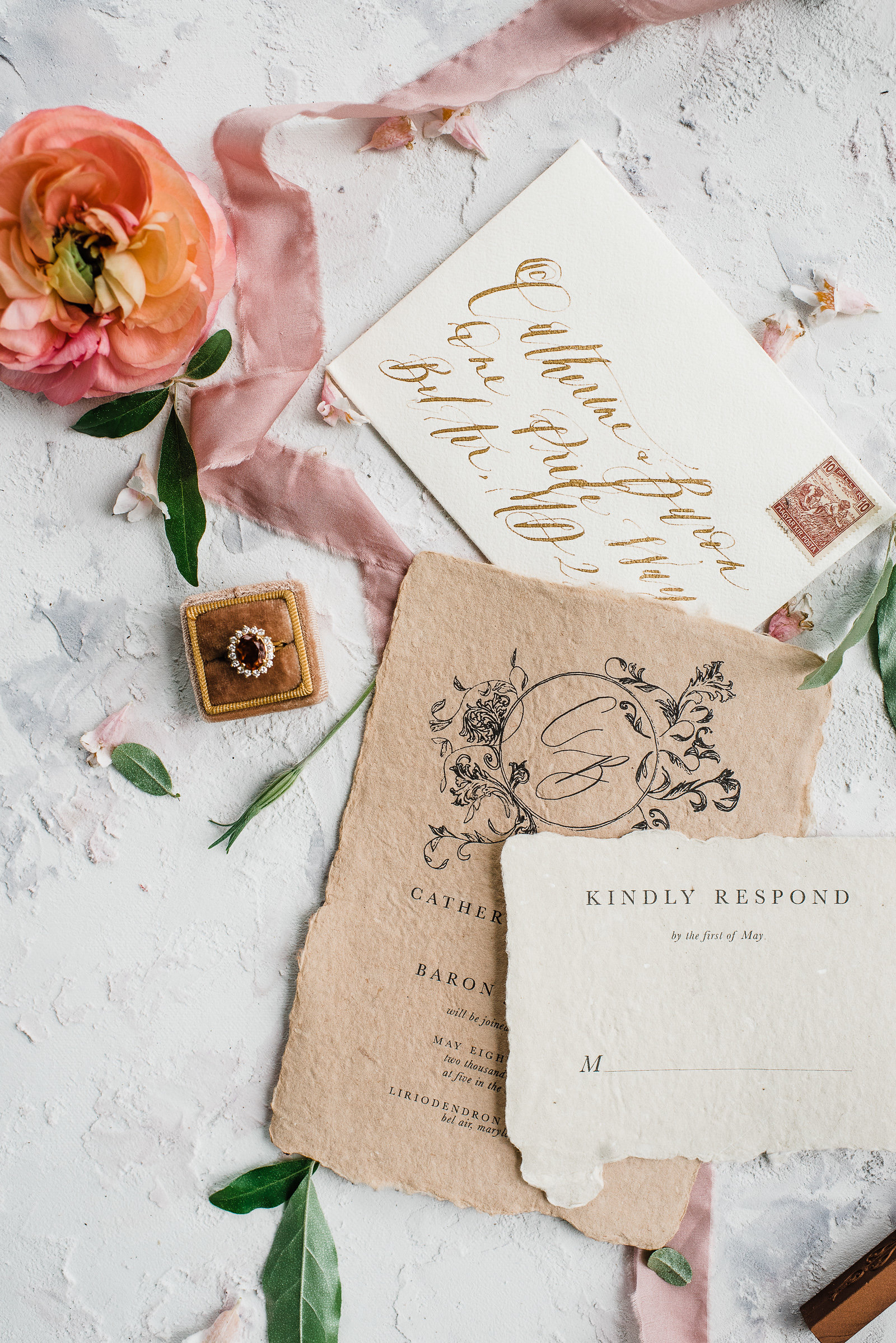 photography:  Megan Harris Photography     Stationery: Shotgunning for Love Letters - @shotgunningforlove -  http://www.shotgunningforloveletters.com/