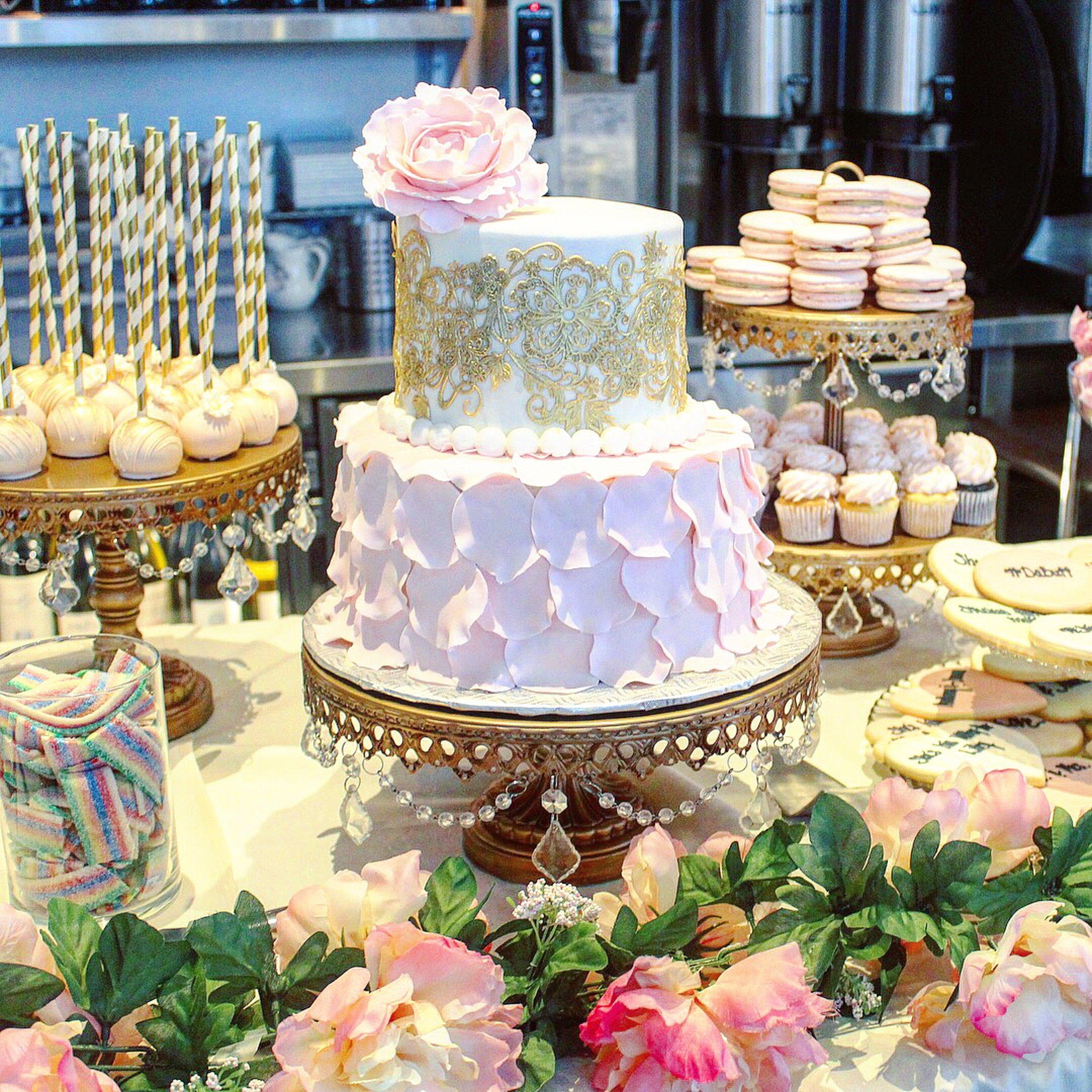 chandelier cake stands antique gold.jpg