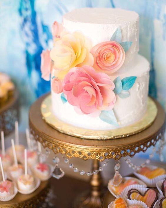 cake:  Plumeria Cake Studio