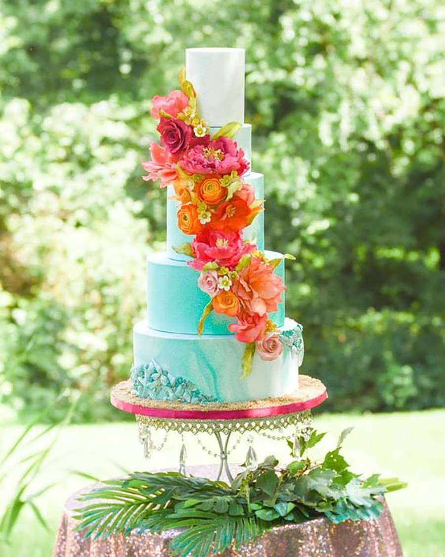 tropical beach wedding cake -1.jpg