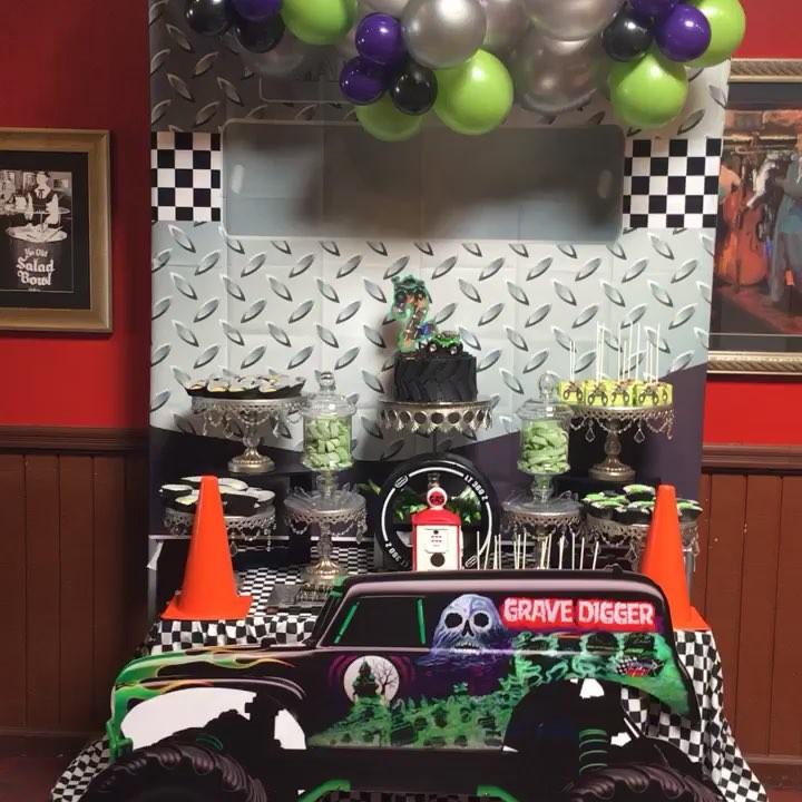 silver cake stands dessert table.jpg