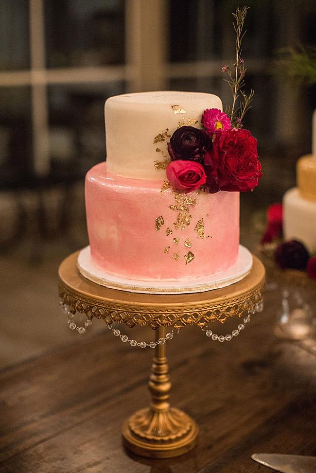 antique gold 12inch chandelier weddingcake stand.jpg