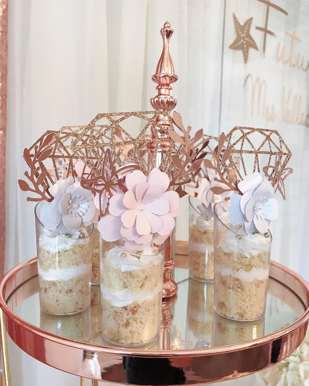 opulent treasures rose gold dessert stand sweet elegance desserts.jpg
