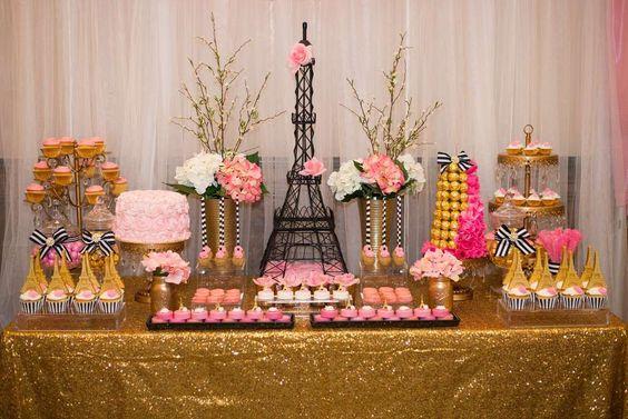 Dessert Table    ANAIDA'S CREATIONS     • dessert stands  Opulent Treasures