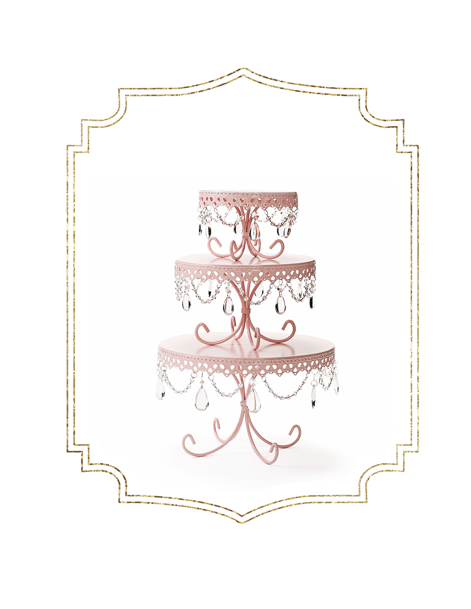 SHOP-preview PINK chandelier Loopy cake plates.png
