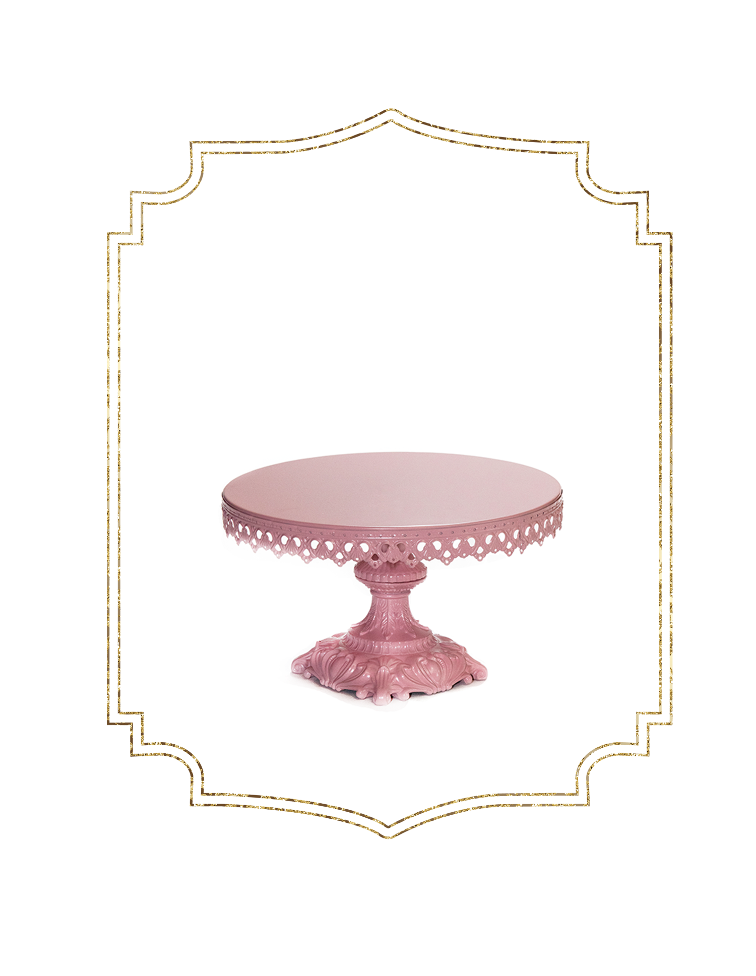 SHOP-preview PINK baroque base cake stand.png