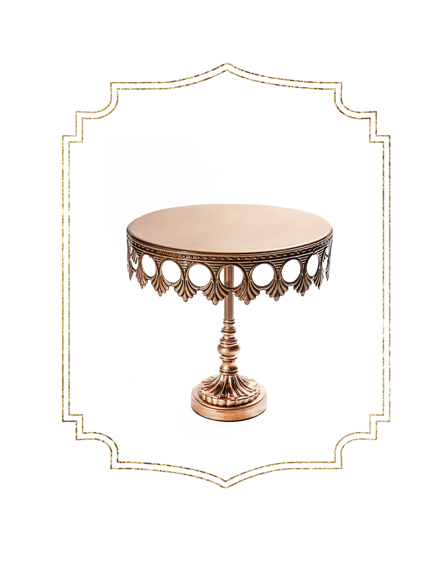 SHOP-preview ANTIQUE GOLD Crown cake stand.png