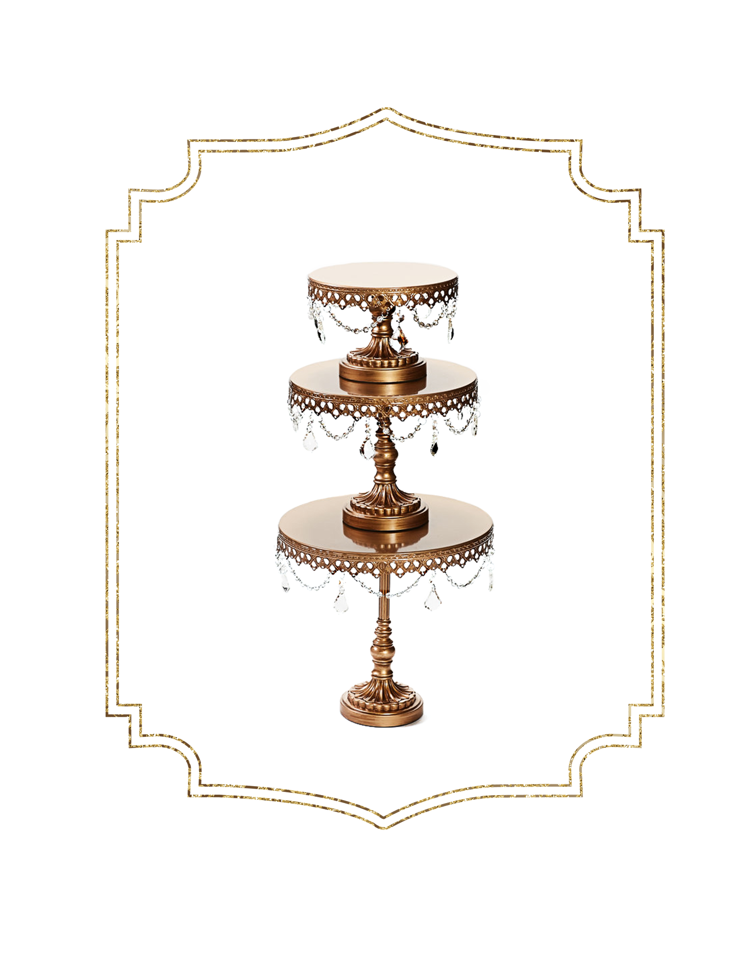 SHOP-preview ANTIQUE GOLD ROUND chandelier cake stand.png