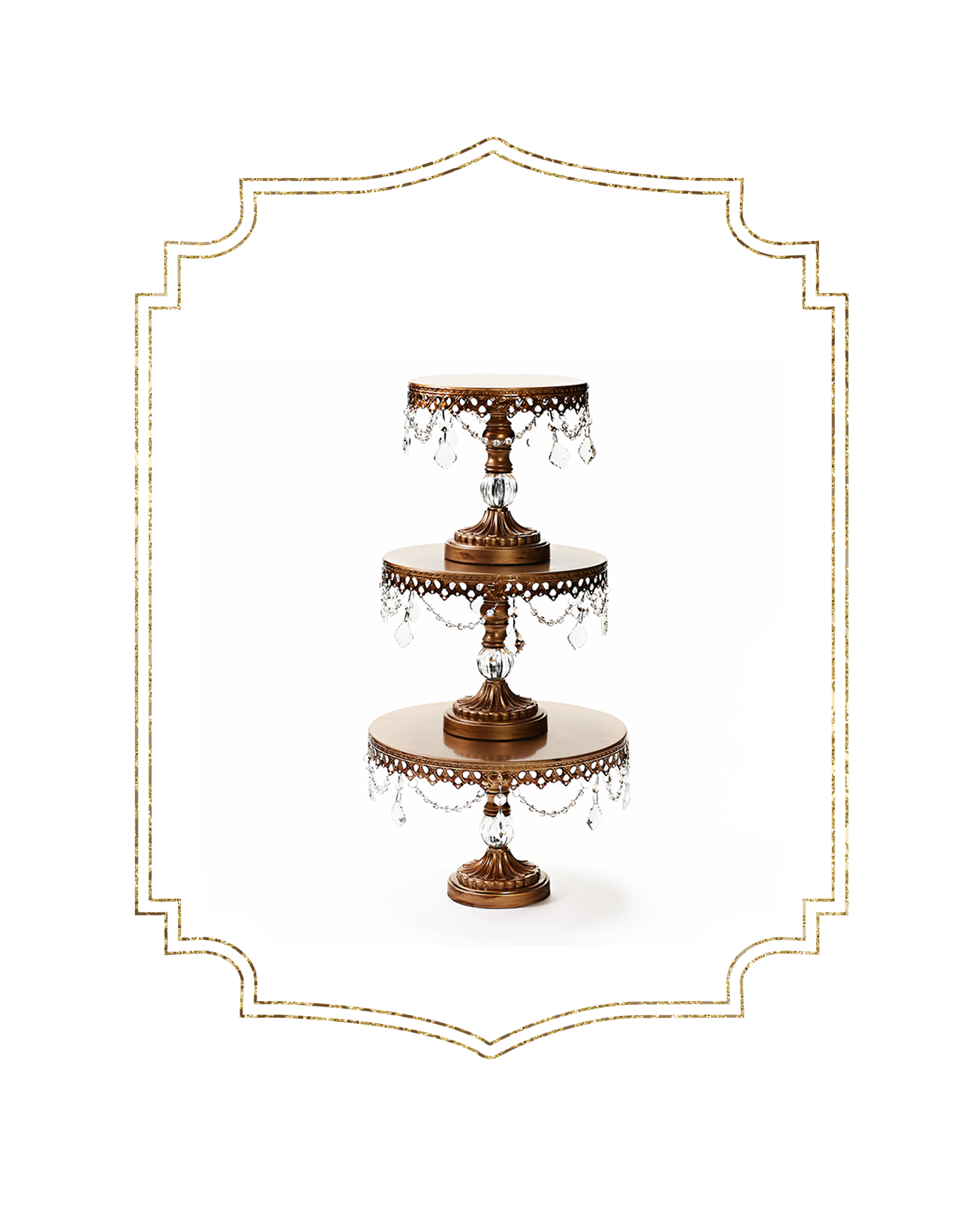 SHOP-preview antique gold chandelier ball base cake stand.png
