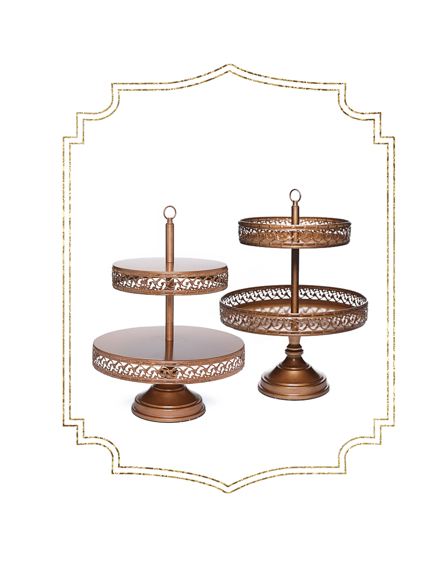 SHOP-preview ANTIQUE GOLD 2 tier daisy dessert stand.png