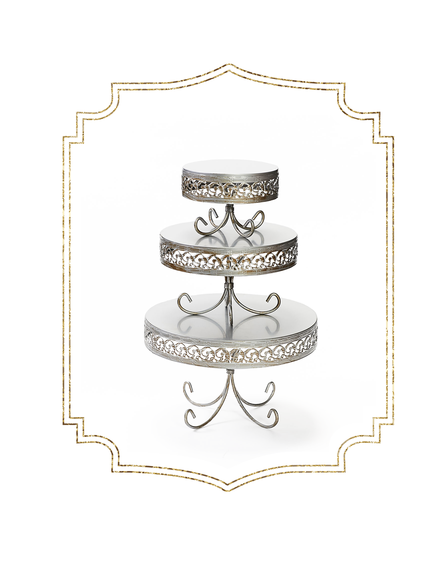 SHOP-preview ANTIQUE SILVER loopy band cake plate.png