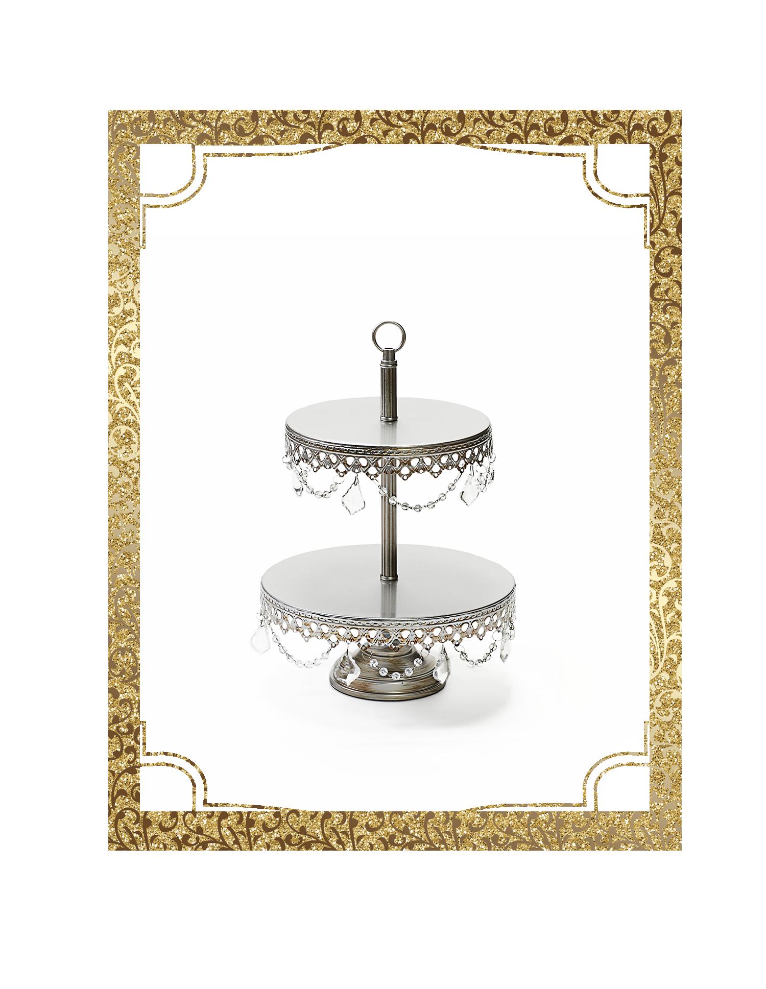 SHOP-preview ANTIQUE SILVER 2tier chandelier dessert stand.png