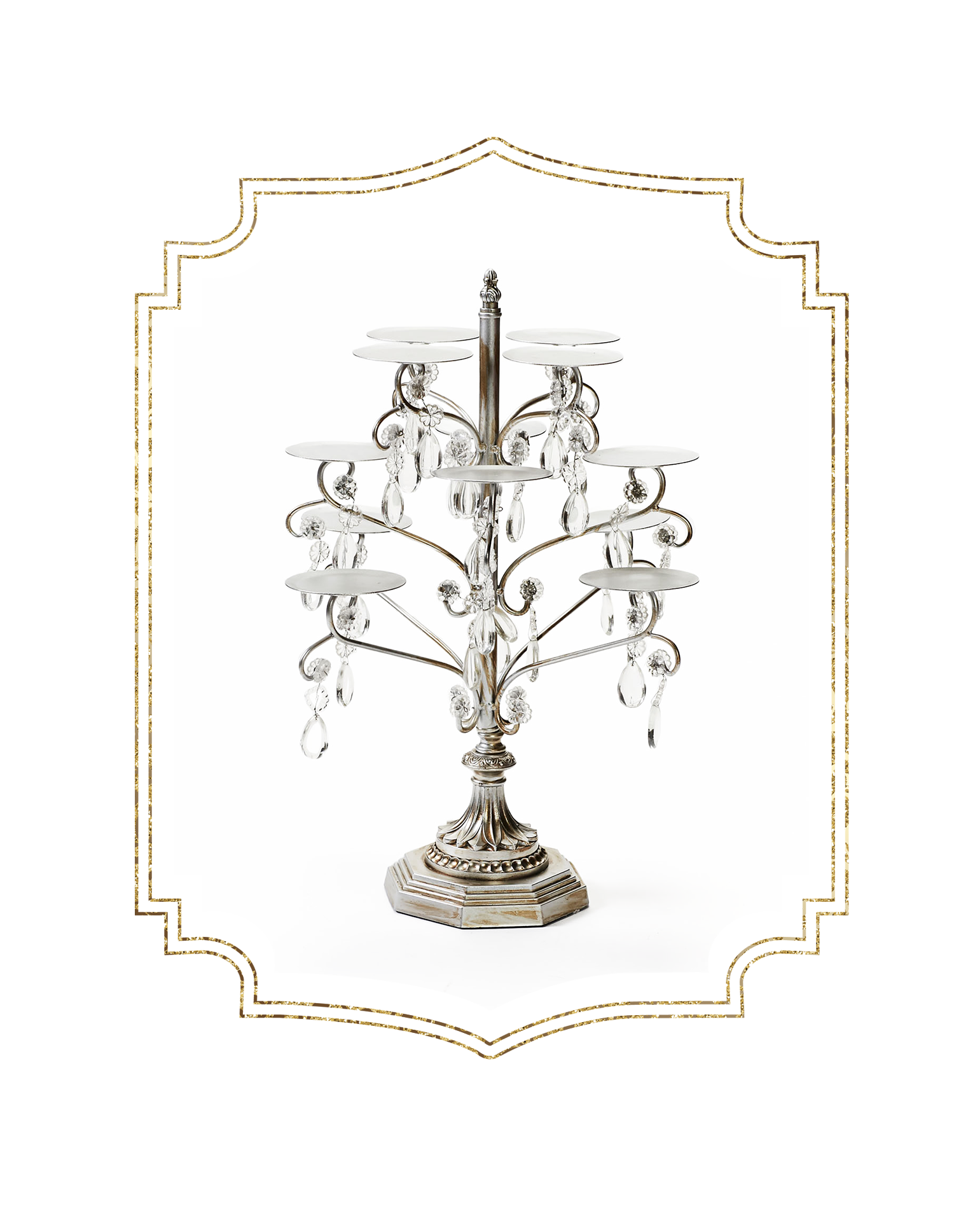 SHOP-preview ANTIQUE SILVER chandelier 12 piece cupcake stand.png