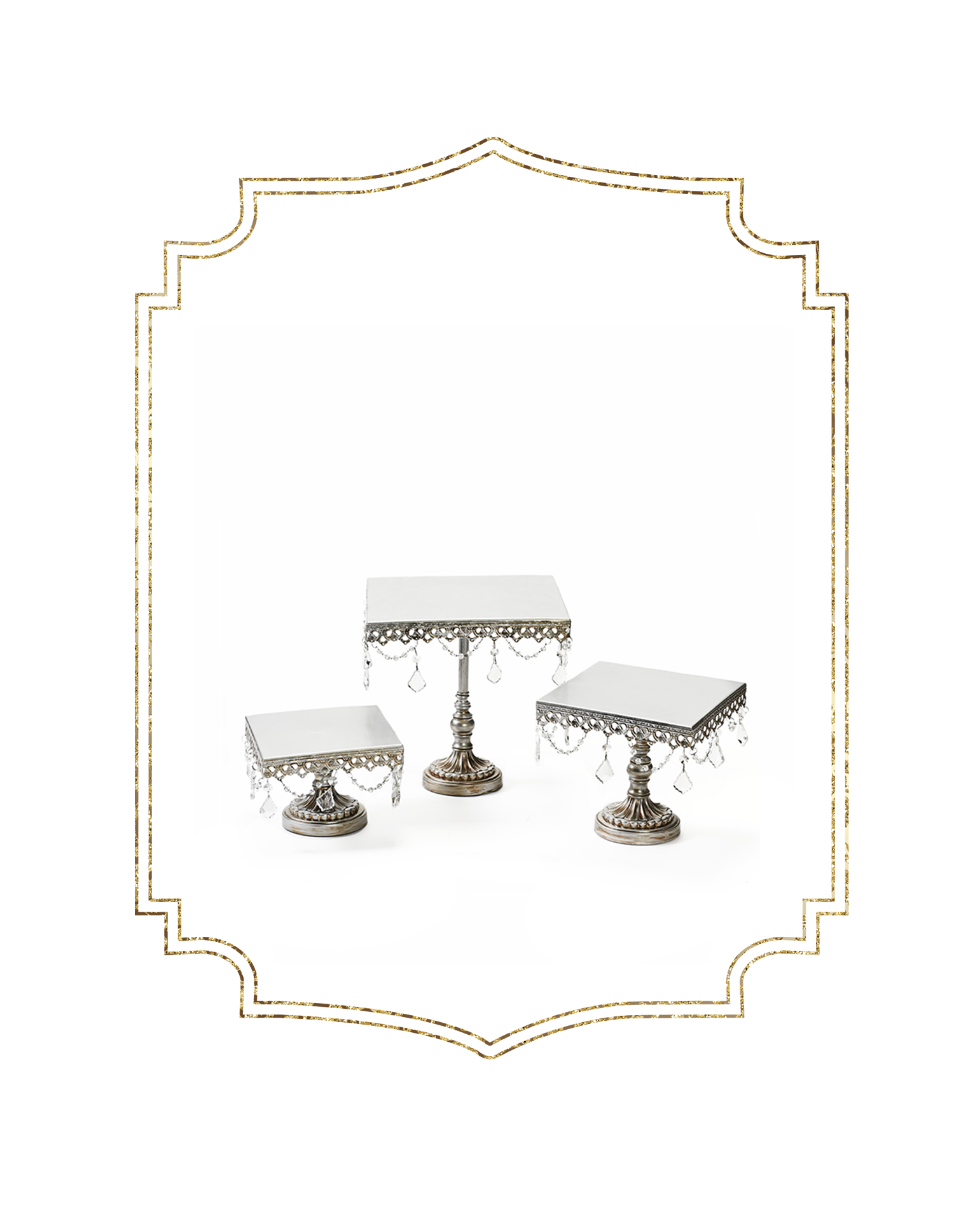 SHOP-preview ANTIQUE SILVER chandelier square cake stands set of 3.png