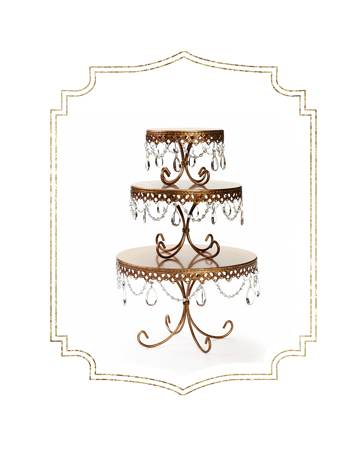 SHOP-preview ANTIQUE GOLD chandelier loopy cake plates.png