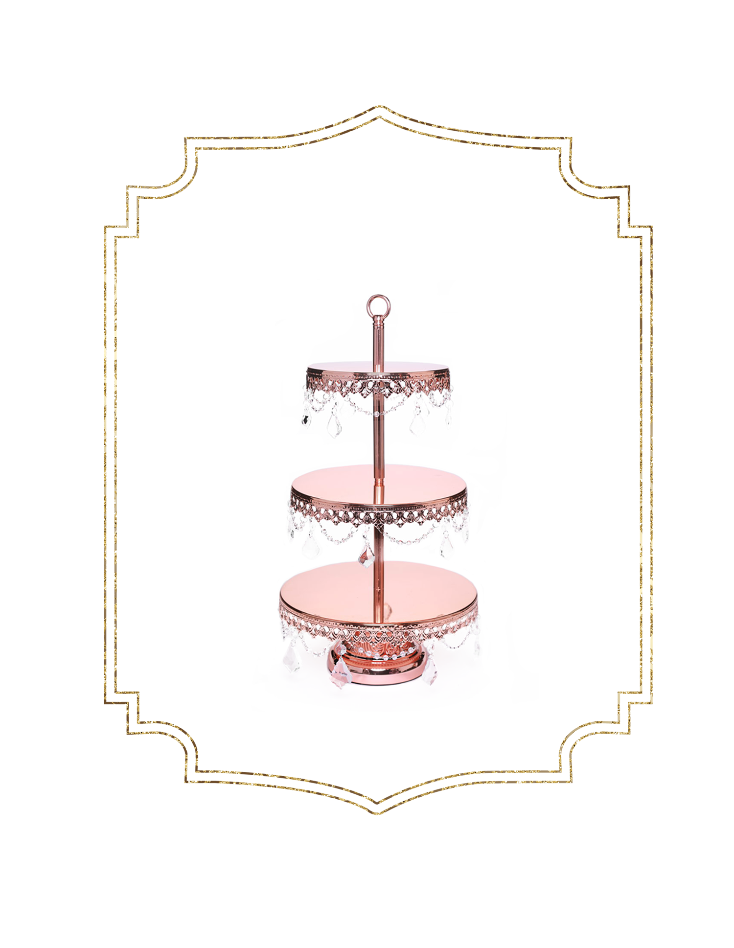 SHOP-preview SHINY ROSE GOLD 3 tier chandelier dessert stand.png