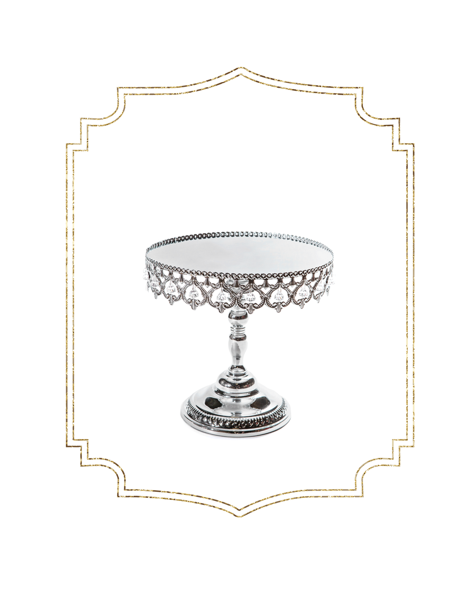 SHOP-preview SHINY SILVER crown cakestand.png