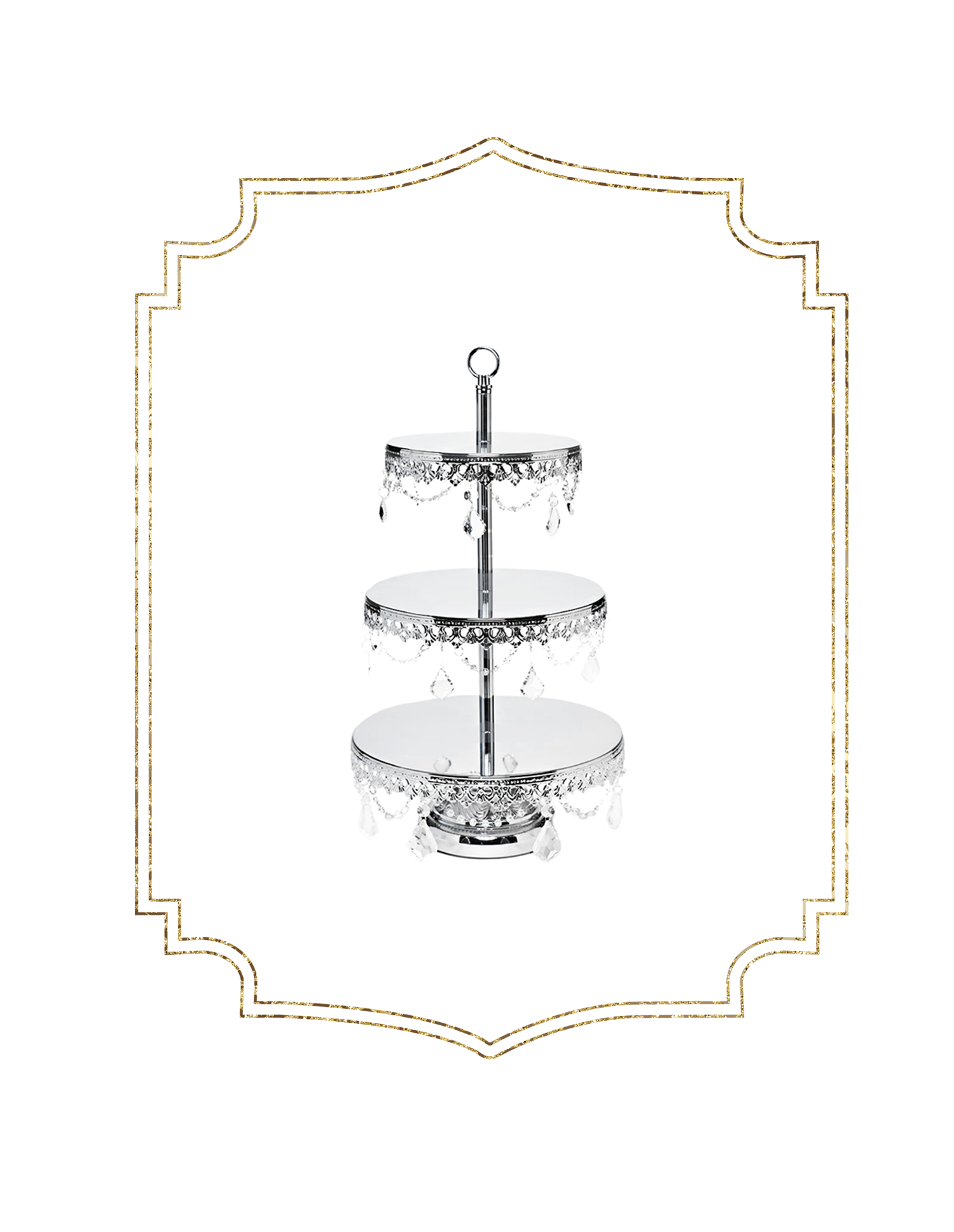 SHOP-preview SHINY SILVER 3 tier chandelier dessert stand.png