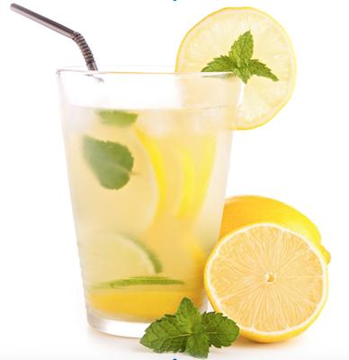 lemonade sorbet
