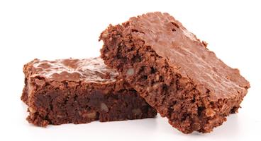 chocolate brownie batter