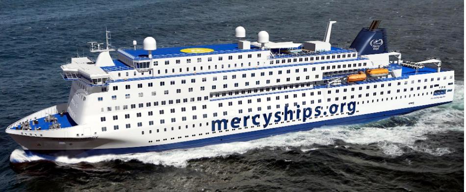 The new Atlantic Mercy