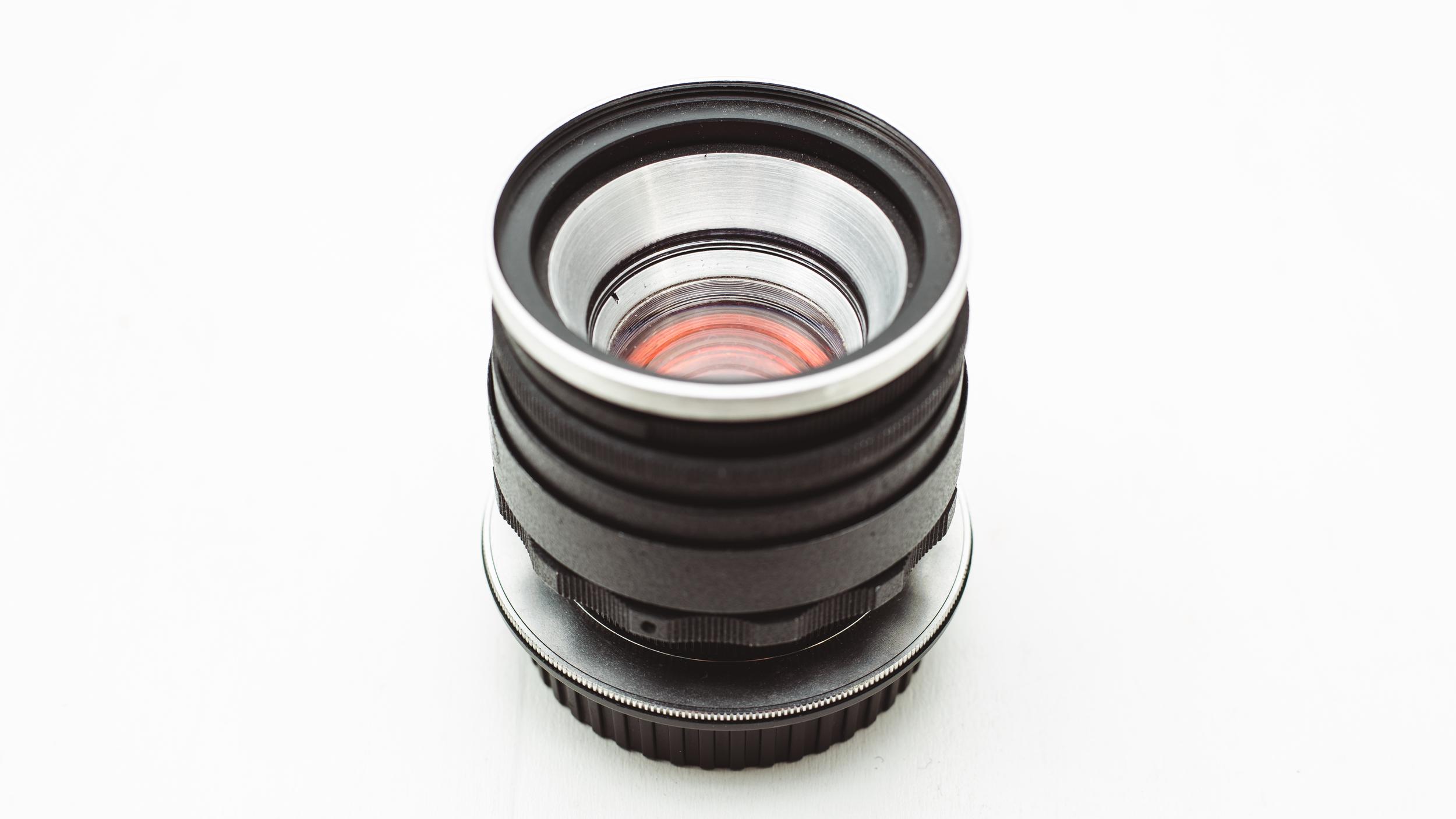 Dogschidt Optiks Amber FF 58mm