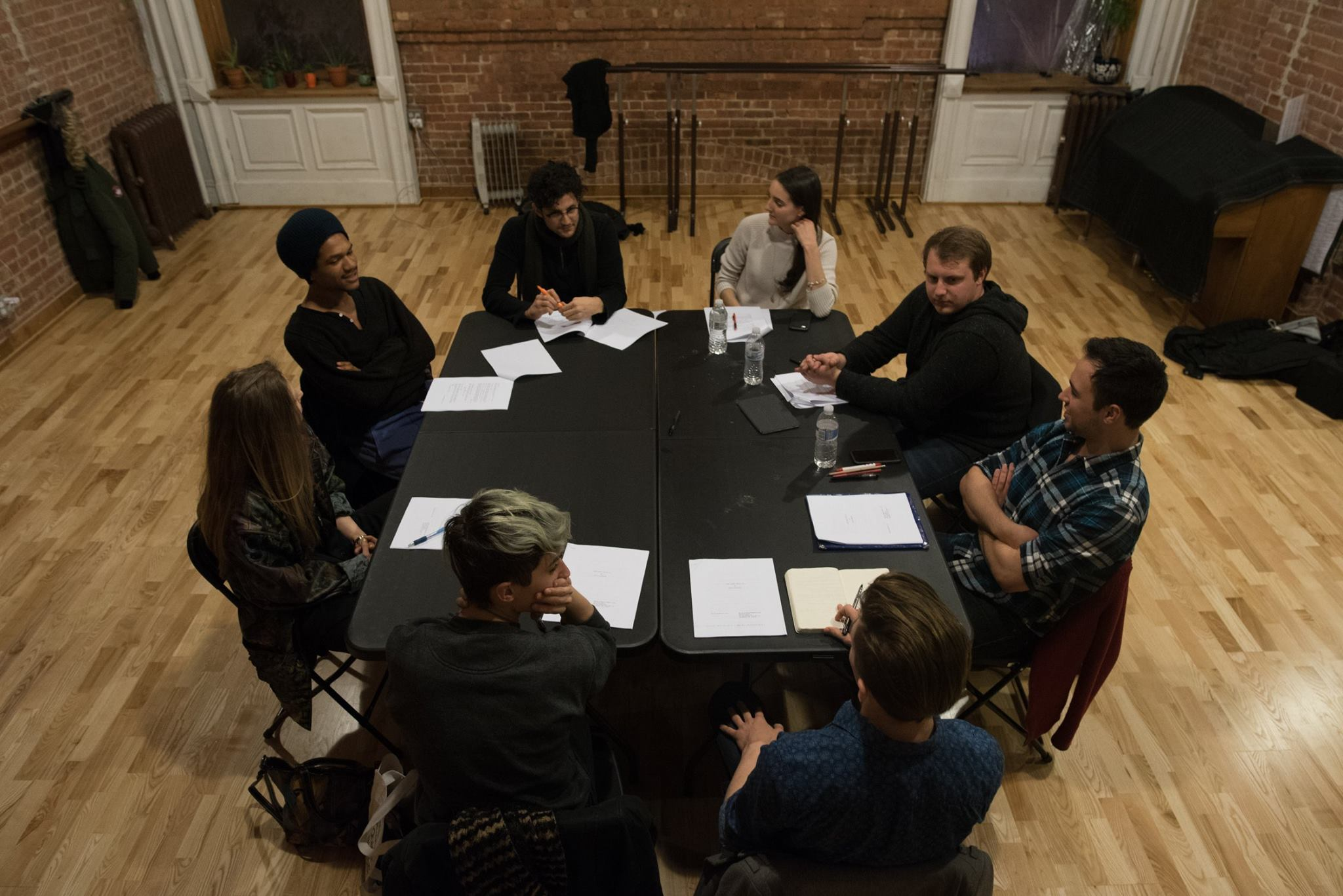 The First Readthrough | February 2017