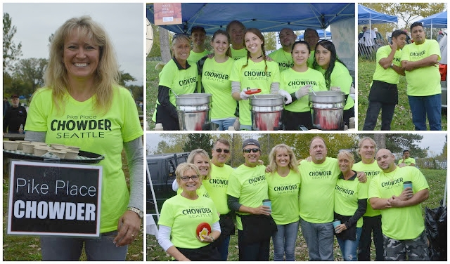 9th Annual Chowdafest October 2016