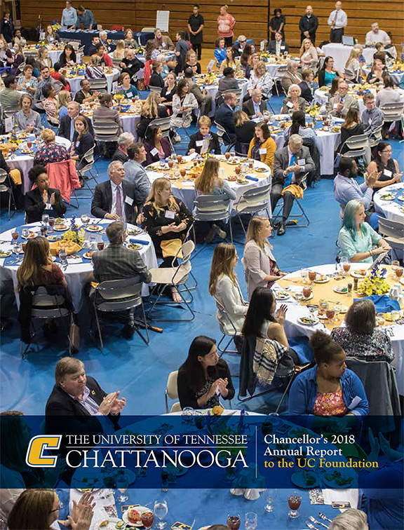 Chancellor's 2018 Annual Report to the UC Foundation