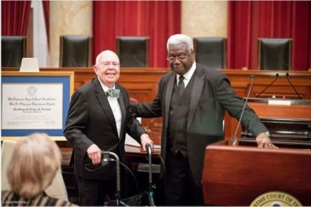 Chambliss Senior Counsel T. Maxfield Bahner Honored In Washington, D.C. -