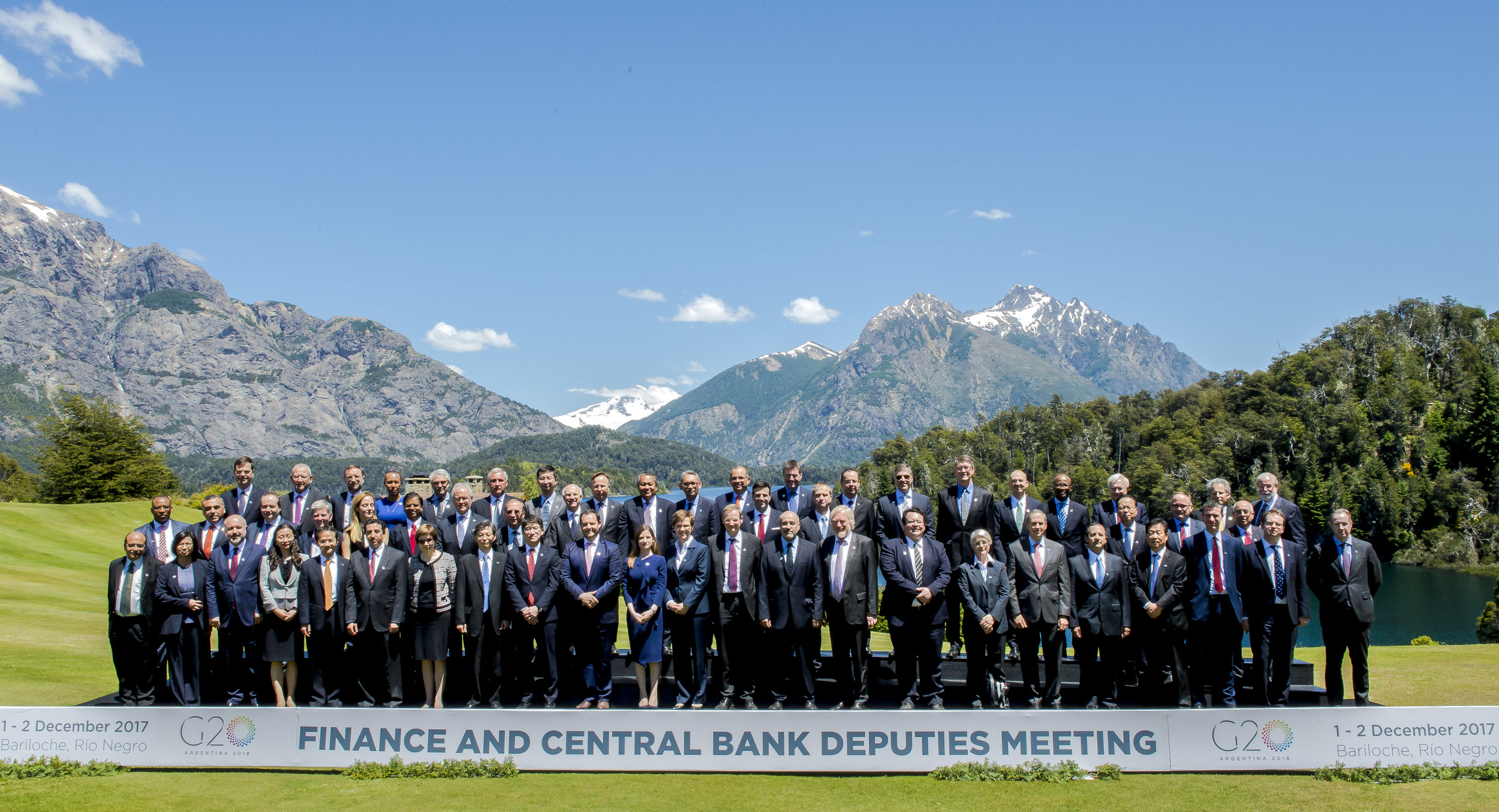Finance and central bank deputies