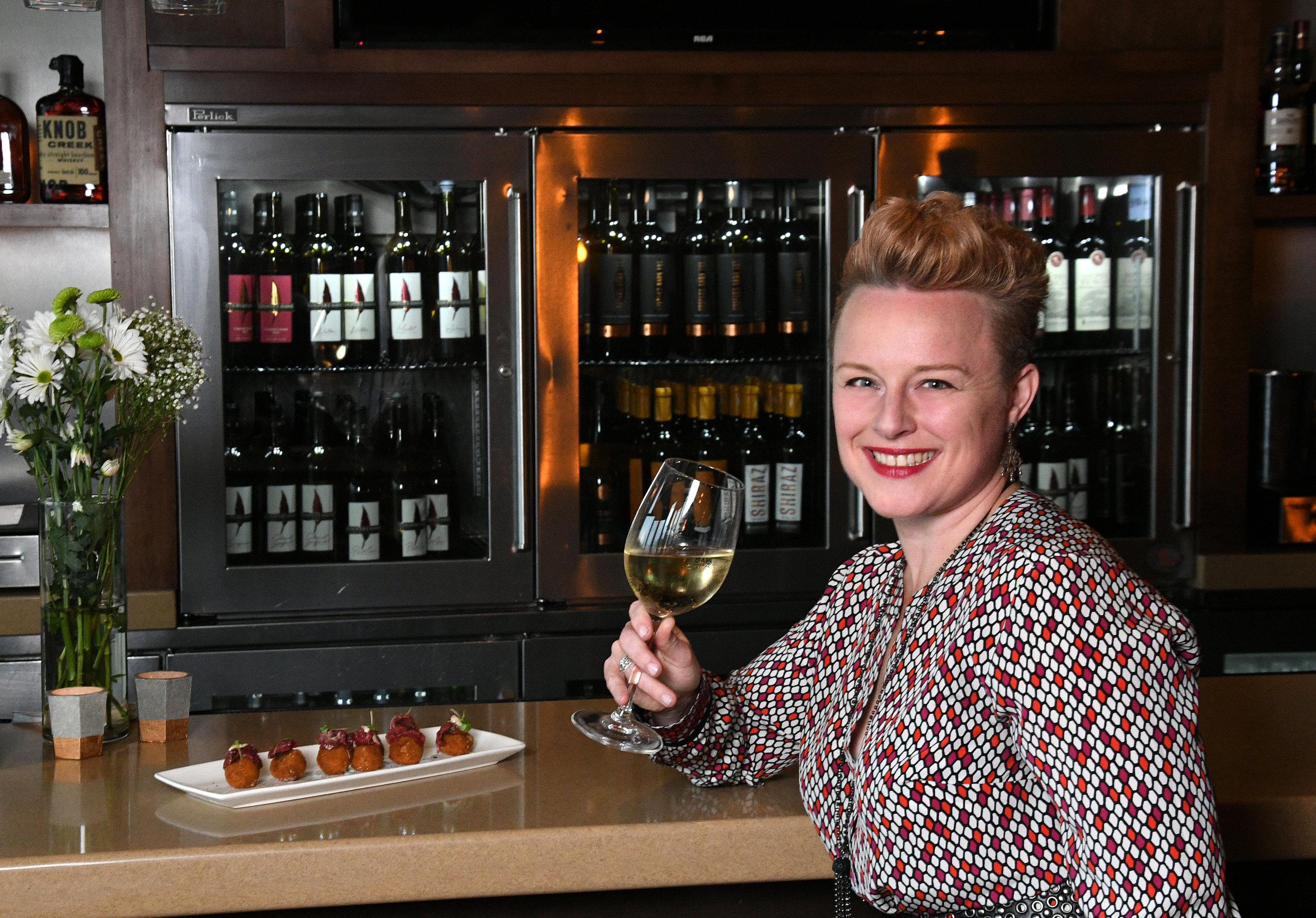 Emily Wines // Cooper's Hawk Winery & Restaurants