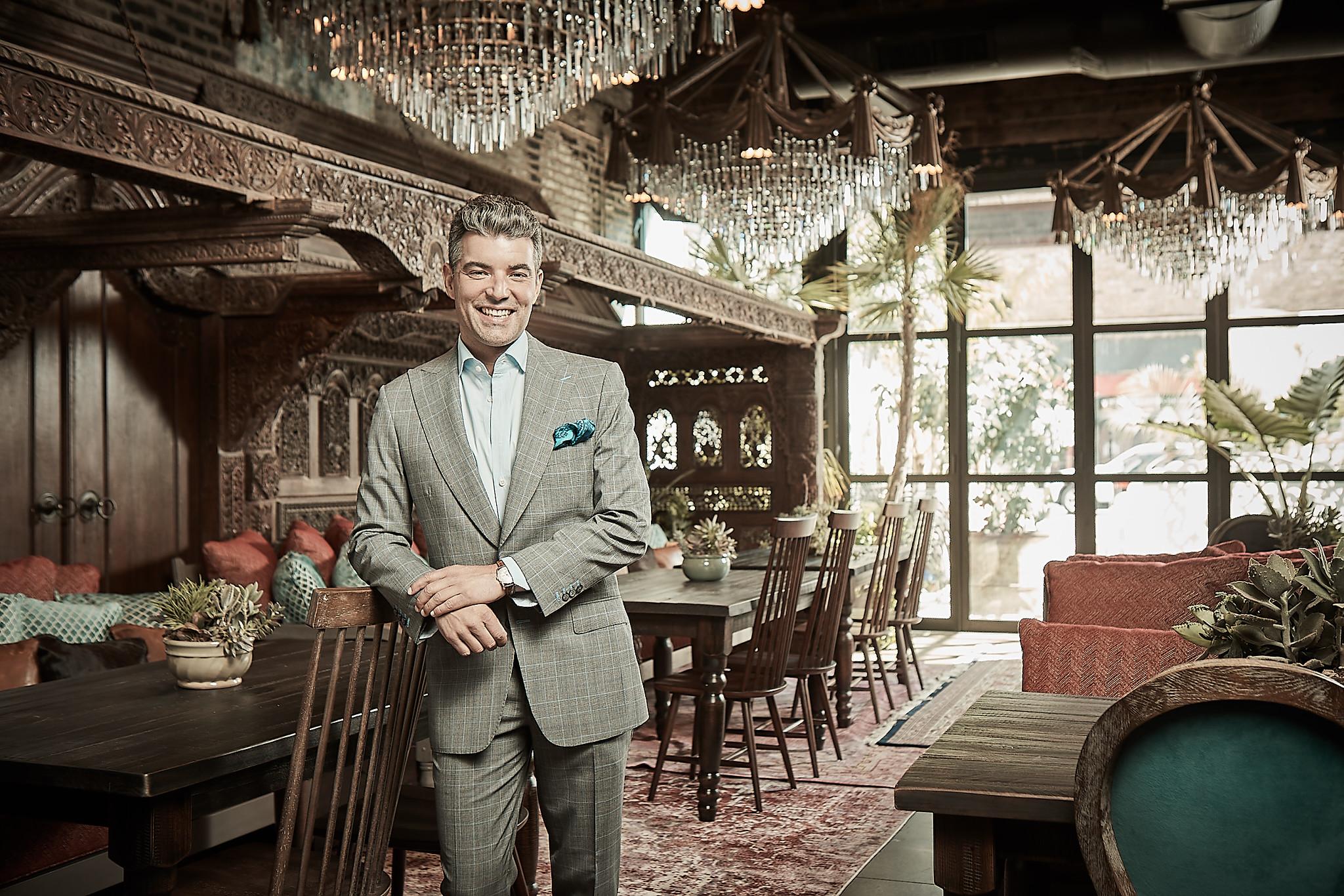 Daniel Alonso // Bonhomme Hospitality
