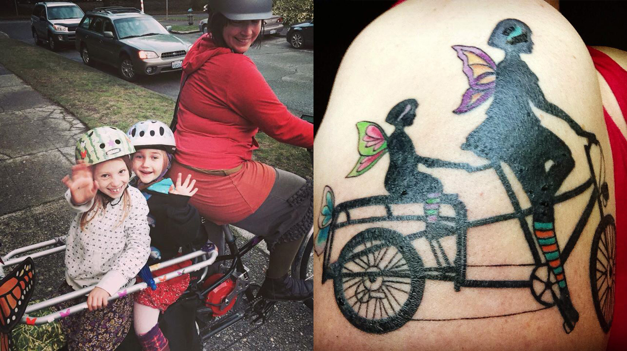 In the joy and dedication of the cargo bike community Liz saw that the choice to live by bike, instead of by car, has powerful positive repercussions. MOTHERLOAD asks why this is so and what this says about mainstream culture.