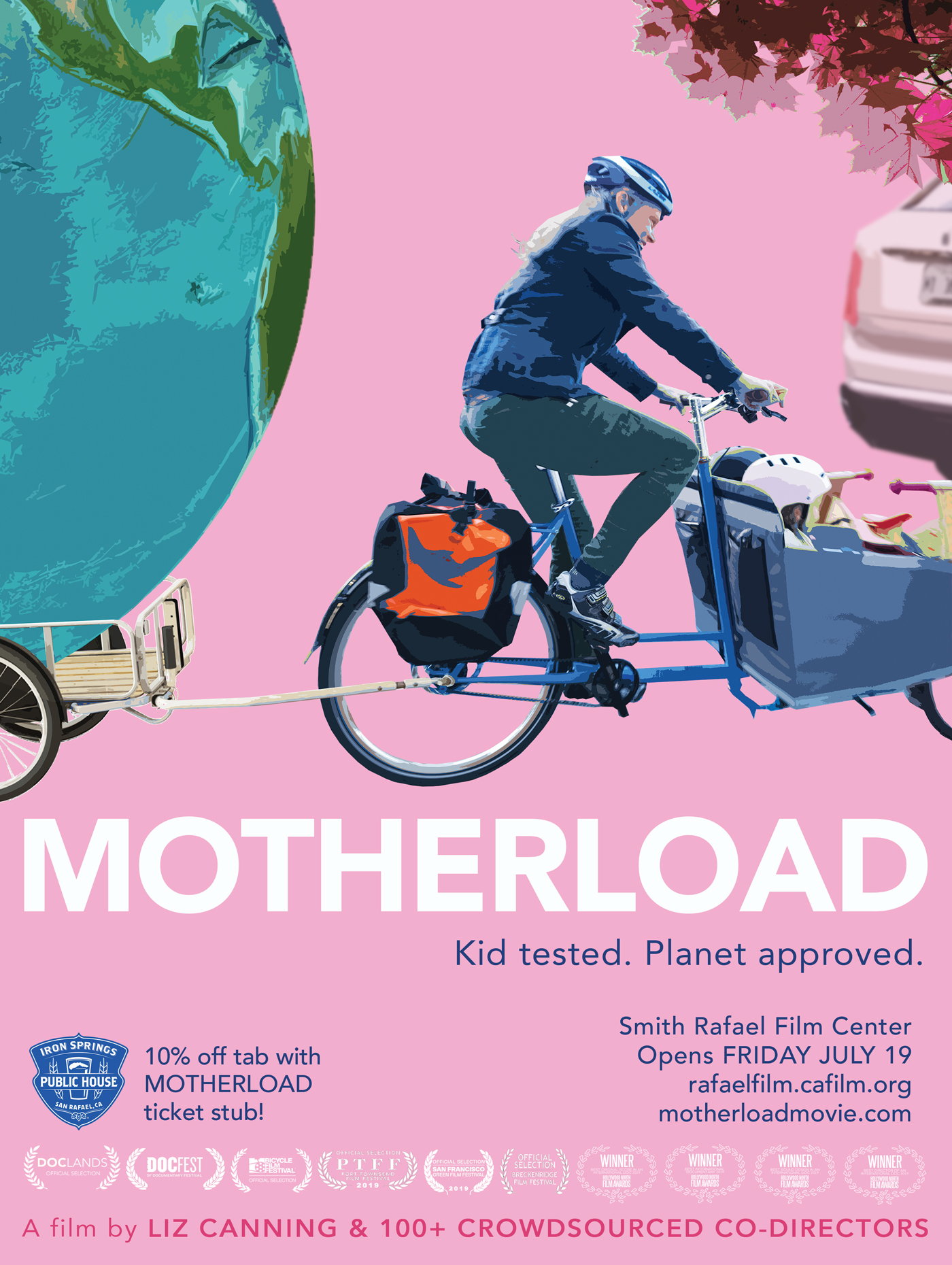 """Motherload"" Movie Night Fundraiser at Riverview Theatre"