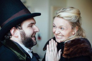 opera singer proposes