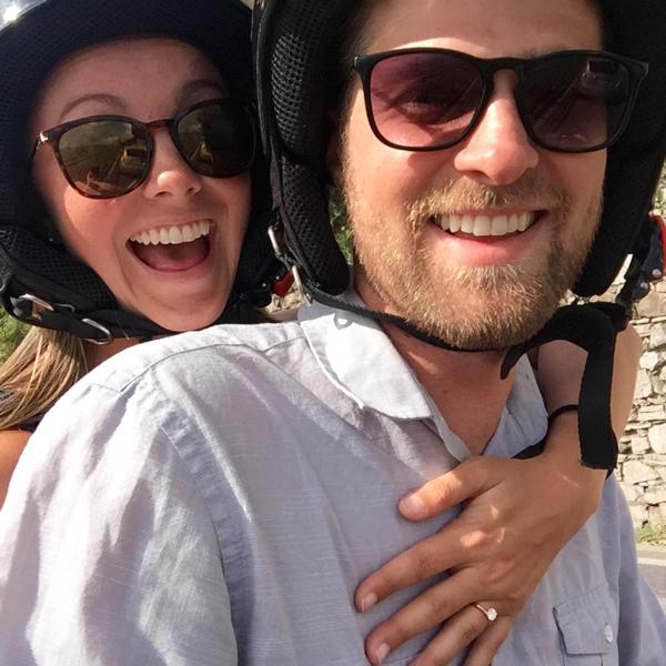 Caitlin + Andrew