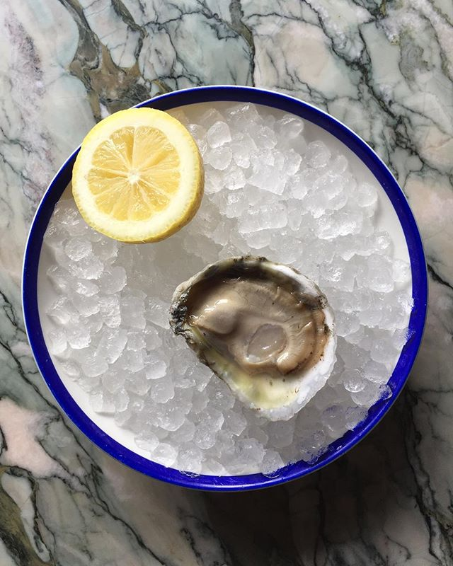 We love Gulf oysters all the time, but these little stunners, the aptly named Southern Belle grown in Grand Isle by Marcos Guerrero, are particularly brine-y delicious right about now.