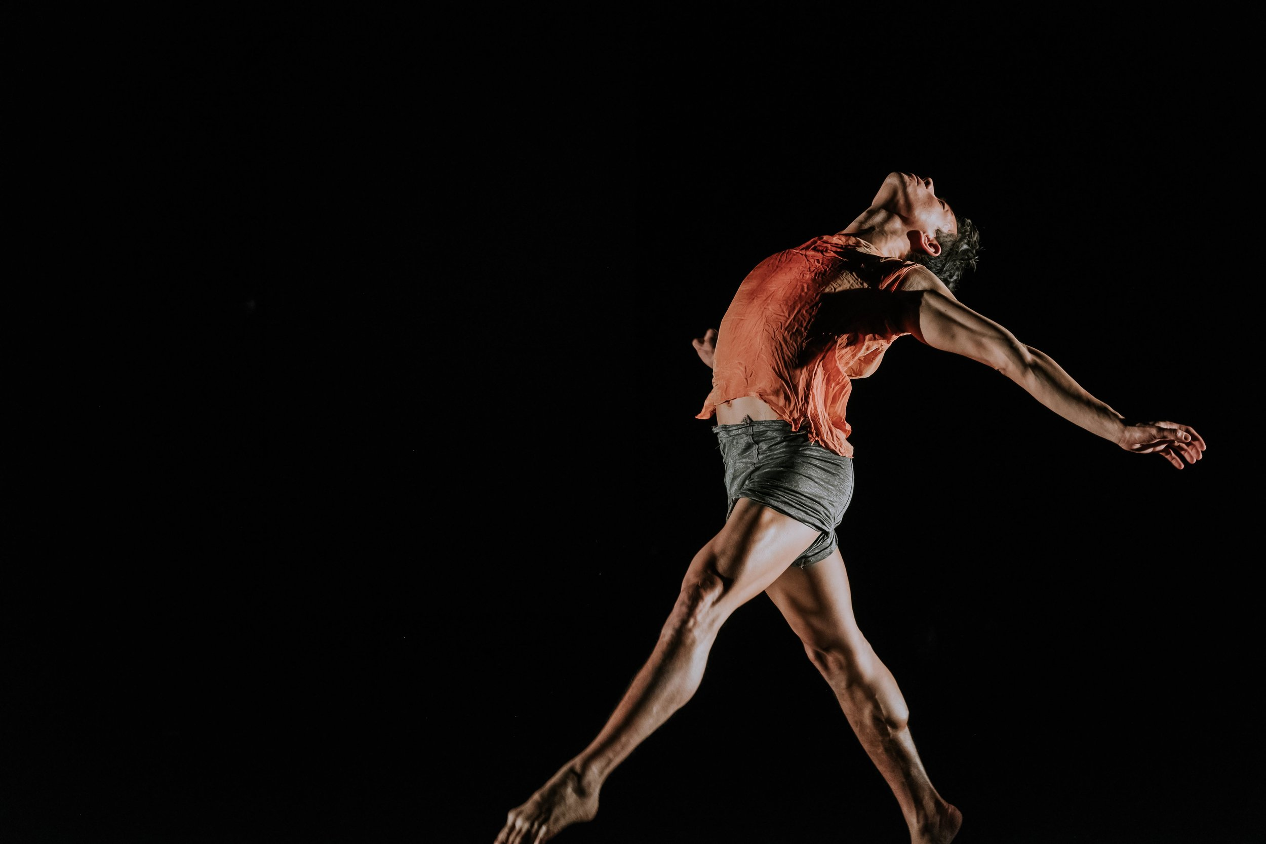 The Solo(s) Project : performer - Jim Kent; photo by Stefano Altamura